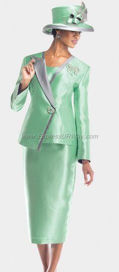 Moshita 6217 Womens Church Suits