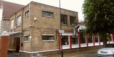 Pavitt Hall ? - Ealing Road/Union Road Wembley