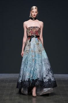 Hussein Bazaza   Couture Fall 2016
