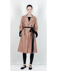 ZARA - WOMAN - DOUBLE-BREASTED PINK COAT