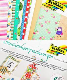 Süße Verpackungsideen zum Muttertag mit folia-Produkten. Mehr unter http://libellchen11.blogspot.de/2016/04/geschenke-zum-muttertag-liebevoll.html