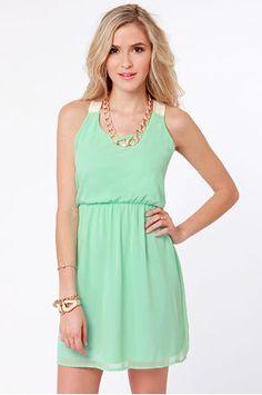 Mint dress http://www.lulus.com/products/honey-dipper-mint-green-dress/79994.html