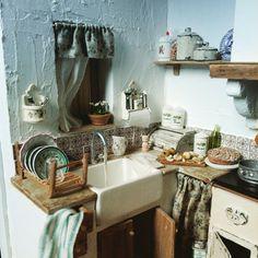 Oltre 1000 idee su cucina elegante di campagna su for Cucina di campagna inglese