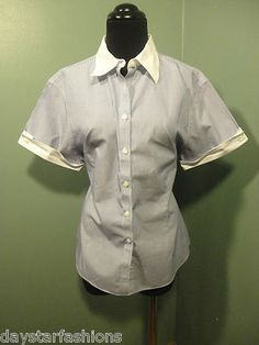 Brooks Brothers Semi Fitted Non Iron 14