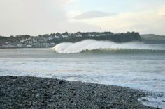 Ballycastle Beach, Co Antrim. Pic Karenann Toney