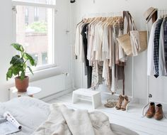 The Closet Detox, Part 3: How To Shop For Your Wardrobe Post-Cleanse... #closetdetox #thelittlefoxes #TCMClosetDetox
