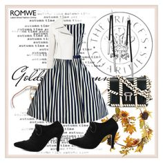 """""""Romwe 6"""" by dinka1-749 ❤ liked on Polyvore featuring Pier 1 Imports, Yigal AzrouÃ«l and Proenza Schouler"""