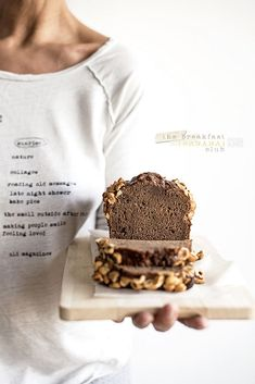 cocoa buckwheat banana bread