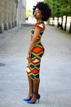 "BLACKBEAUTYBAG: LA ROBE ""FATOU BY NATACHA BACO & I"