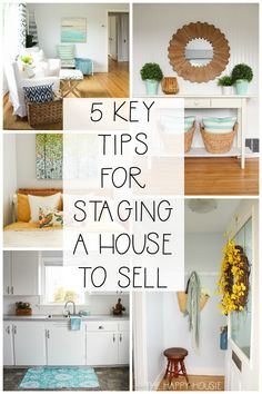 Selling A Home Can Be Stressful, But First Impressions Are Key! Iu0027m