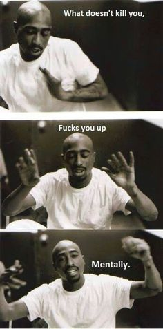 Real Talk, - Tupac always spoke the truth
