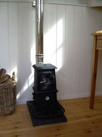 Image Of Pipsqueak Wood Stove