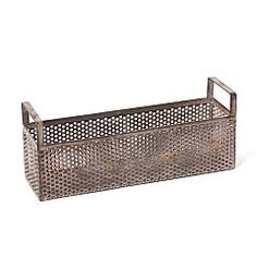 industrial baskets for remotes!!