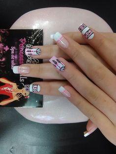 Nail Polish Art, Nail Art, Nails, Makeup, Beauty, Finger Nails, Fairy, Classy Nails, Decorations