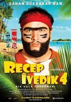 Recep İvedik 4 - 2014 CamRip XviD - Yerli Film Tek Link