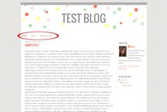 adding pages in blogger