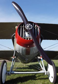 Picture of the SPAD S.XIII