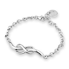 Platinum Plated 925 Sterling Silver Infinity Bracelet MBLife. $90.00. Plated With Platinum To Give Extra Protection And Shininess. 7 Inches Length With 1 Inches Extension. Infinity Sign Represents Your Caring And Love To Your Beloved One. Save 49%!