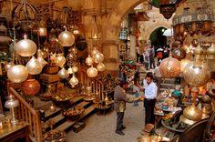 Khan El Khalili Bazar http://goshentravelegypt.com/egypt-travel/Cairo-Excursions.html