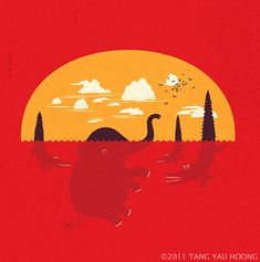 Illustration by Tang Yau Hoog