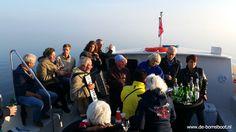 Verslag van de rondvaart naar het Tulpeiland in Zeewolde op 1 november 2015. Dit was het eerste weekend dat het Tulpeiland geopend was.