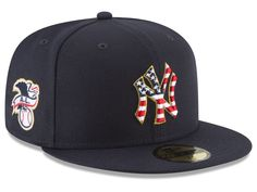 e5af061e30c New York Yankees New Era 2018 MLB Stars and Stripes 59FIFTY Cap