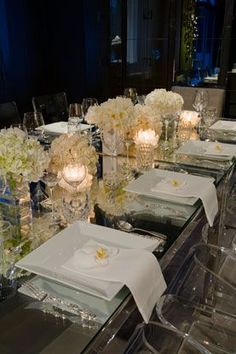 81 great white table settings images wedding tables beautiful rh pinterest com