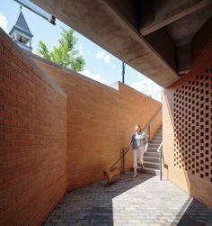 Helix #Architecture + #Design project Webster Garage