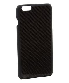 Another great find on #zulily! Black Case for iPhone 6 Plus #zulilyfinds