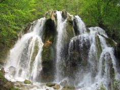 Cascada Beusnitei by Places In Europe, Places To Visit, Turism Romania, Danube Delta, Carpathian Mountains, Real Estate Investor, Just Go, Montana, Tourism