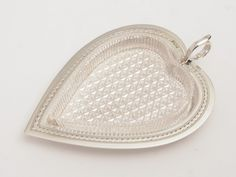 Victorian Silver Heart Shaped Serving Dish, Sheffield 1897 (ID 48238) by…