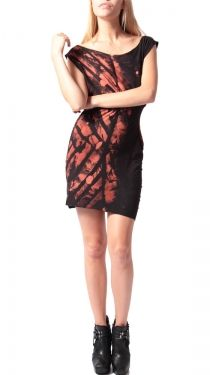 The Delinquent Dress, Black- with different shoes though!