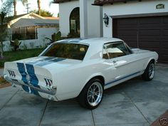 mustang 67 restomod - Google Search