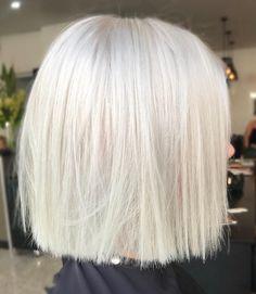 "2,320 Likes, 32 Comments - Kaitlin Jade - Hair & Harlow (@hairbykaitlinjade) on Instagram: ""This LOB & Blonde is life @hairandharlow #behindthechair #hairandharlowblondes #hairbykaitlinjade"""