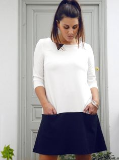 30 Meilleures Idees Sur Robe Trapeze Hiver Robe Robe Trapeze S Habiller