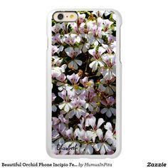 Beautiful Orchid Phone Incipio Feather Case Incipio Feather® Shine iPhone 6 Plus Case
