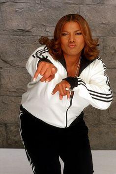 Dana Owens aka Queen Latifah knew her in NYC through Denise