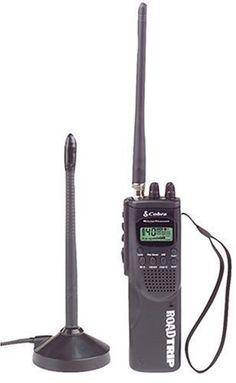 Cobra HHROADTRIP 40-Channel CB Radio