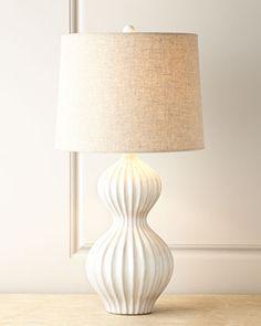 """Iota"" Bulb Lamp at Neiman Marcus."