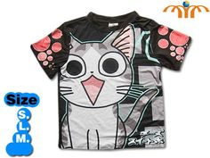 Anime wholesale: anime distributor of China, supply Anime merchandise. All anime toys in wholesale price, Find anime merchandise in anime distributor shop! Chi Le Chat, Chi's Sweet Home, Home T Shirts, Anime Toys, Anime Nerd, Anime Merchandise, Kawaii Fashion, Toy Store, Shirt Designs