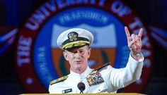 Navy SEAL Admiral Tells Students To Make Their Beds Every Morning In Incredible Commencement Speech
