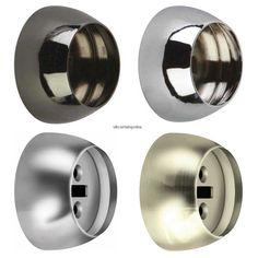 Rolls Neo 28mm Curtain pole Recess Bracket