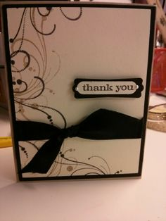 Thank you card!