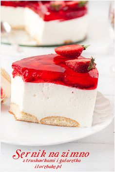 Panna Cotta, Cheesecake, Cookies, Dinner, Baking, Ethnic Recipes, Food, Crack Crackers, Dining