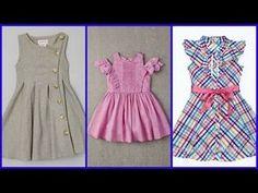 b3f5c0ad8bb7 Kids Cotton Frocks Designs