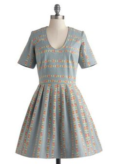 Lauren Moffatt Scenic and Heard Dress, #ModCloth