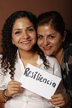 Resiliencia, Paulina Santos, Estudiante, UANL, Monterrey, México Resiliencia, Alma Trejo, Periodista, Monterrey, México