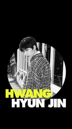 Stray Kids wallpaper lockscreen JYP Hwang Hyunjin
