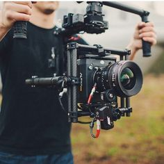 Check out this pic of a Arri Alexa Mini in a glide cam by @chatercamera by film.rev