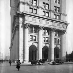 The Municipal Building, New York City